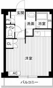 位于北九州市的Village House 沼小柳的平面图